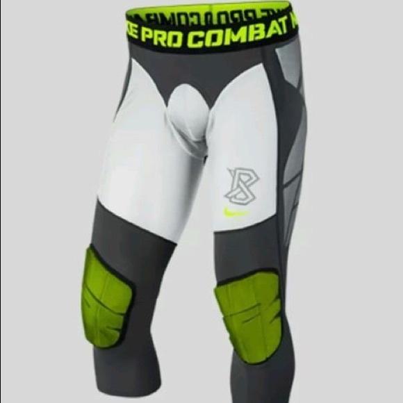 bb05ae40cdcb Nike Pro Combat Hyperstrong Baseball Slider Tights